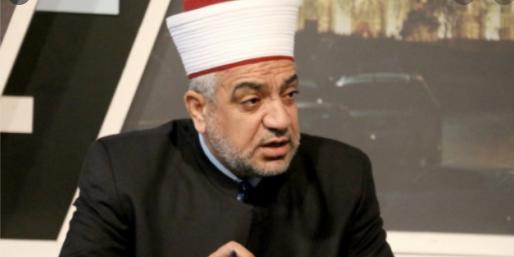 الخلايلة: علينا الاقتناع بالمسوغ الشرعي لإغلاق المساجد