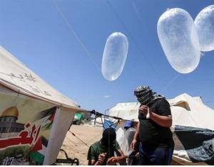 بالصور ..  تعرف على سلاح ابناء غزة الجديد