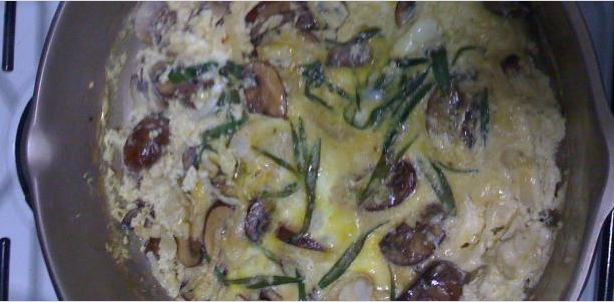 كيفية طبخ عجة بالمرقاز