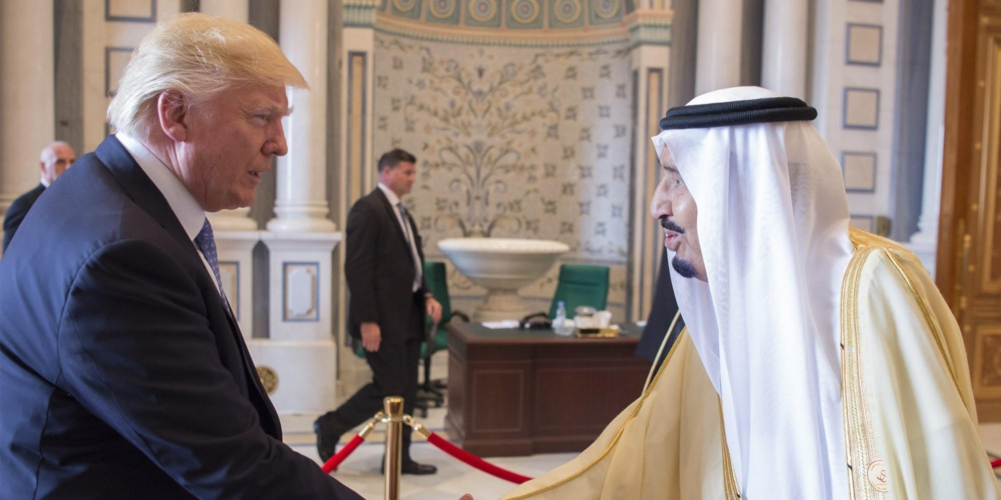 ترامب يطلب تمويلا سعوديا للخروج من سوريا