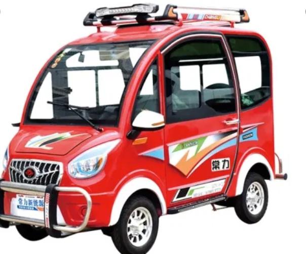 بالفيديو  ..  أرخص سيارة كهربائية في العالم بـ 930 دولاراً
