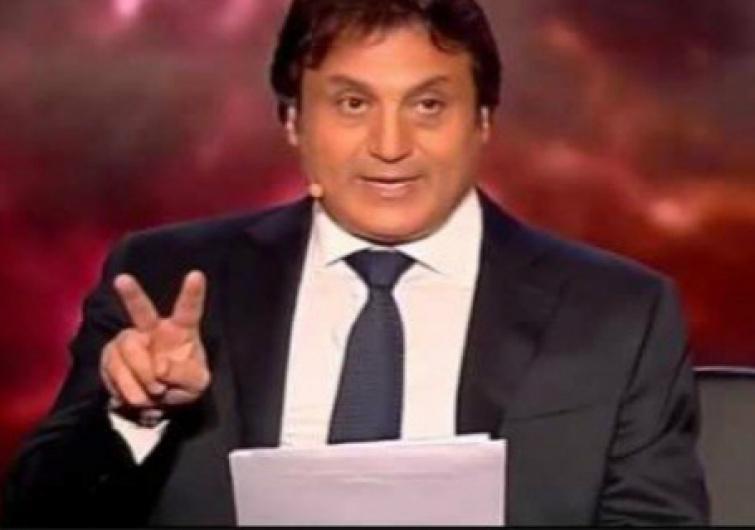 """بالفيديو  ..  ميشال حايك توقع انفجار """"مرفأ بيروت"""""""