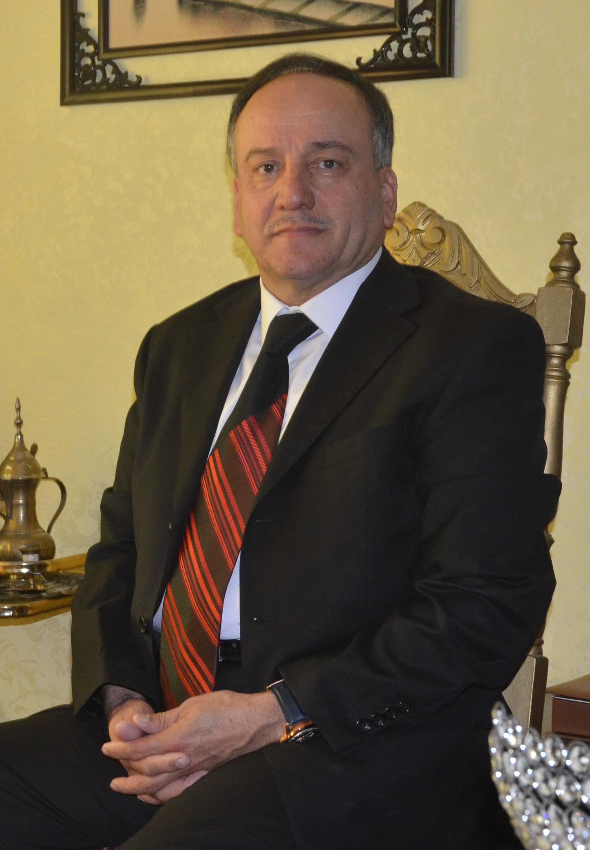 سعادة الدكتور حمد الدعيج