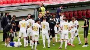 جائحة كورونا تهدد أحلام ريال مدريد في الفوز بلقب بطل الدوري