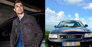 سيارة رونالدو الأولى معروضة للبيع ..  تعرف على سعرها