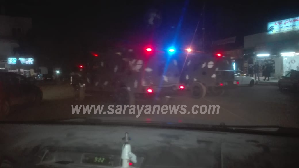 بالفيديو والصور  ..  مقتل شخص طعنا بمشاجرة عشائرية بمحافظة مادبا