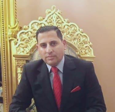الدكتور سالم فريوان مديراً عاماً لمكتب رئيس مجلس الأعيان