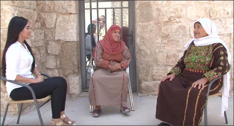 بالفيديو .. ختيارة تروي أحداث العرس الفلسطيني