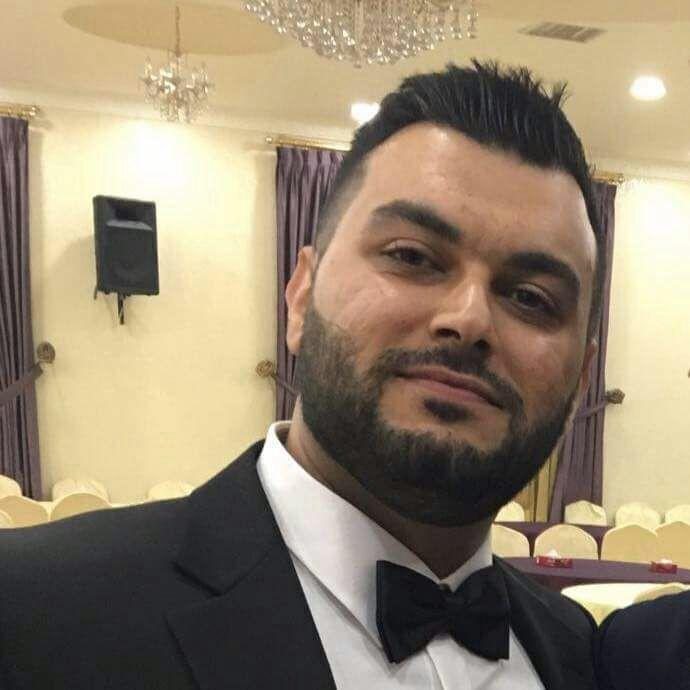 معن العمري  .. مبارك المولود الجديد