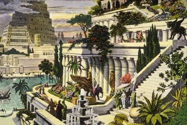 حدائق بابل المعلقة بين الحقيقة والأسطورة .. صور