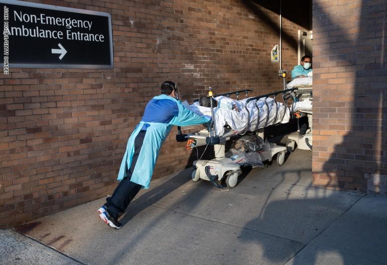 حصيلة قياسيّة ..  أميركا تسجّل 80 ألف إصابة جديدة بكورونا خلال 24 ساعة