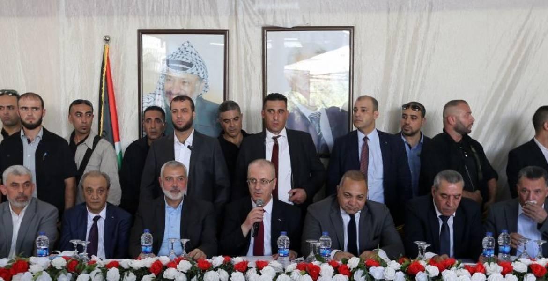 المصالحة قبل التهدئة .. و«السلطة» العنوان الشرعي للشأن الفلسطيني