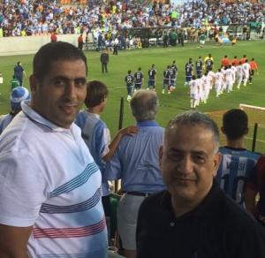 البلوي يدعو مدرب الأردن السابق لمباراة الاتحاد والوحدات