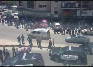"""""""جريمة الجويدة"""": المتهمون تتبعوا الضحايا من المحكمة"""