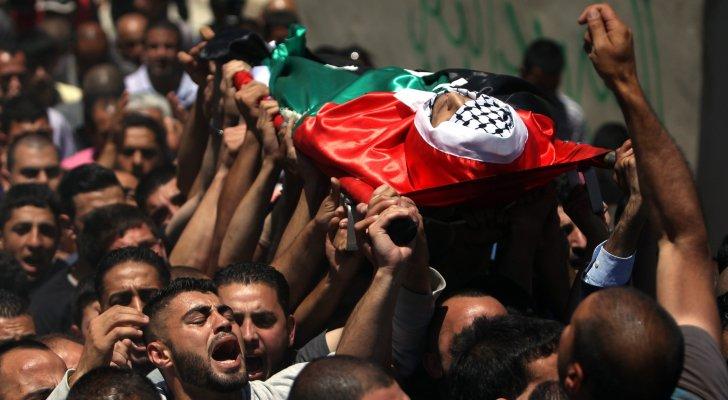 """ارتفاع أعداد الشهداء في غزة والضفة الغربية  .. """"تفاصيل"""""""