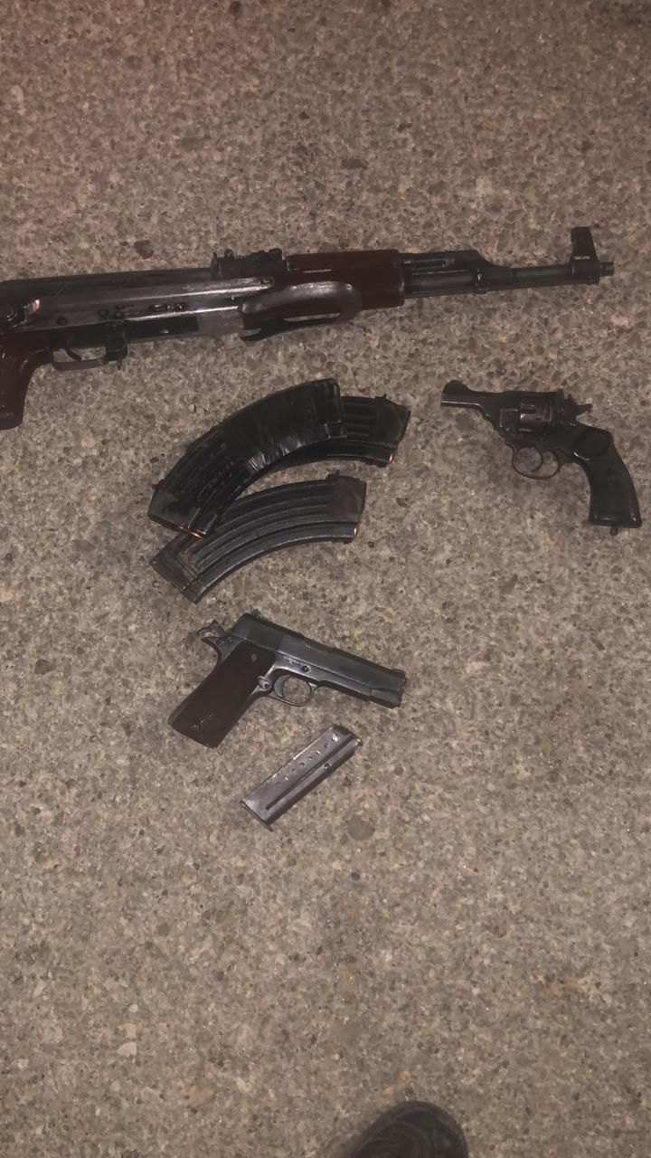 القبض على المطلوب رقم واحد والمصنف بالخطير جدا في محافظة الكرك