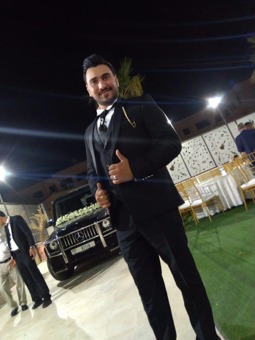 افراح آل خرفان و آل جلاد