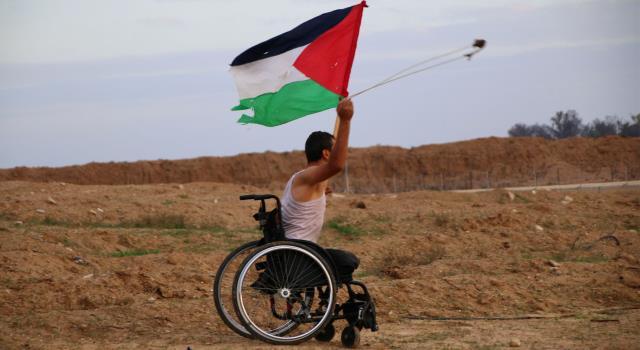 الشوا: ذو الإعاقة الفئة الأكثر هشاشة في غزة والمنظمات الأهلية تعاني عجزا ماليا كبيرا