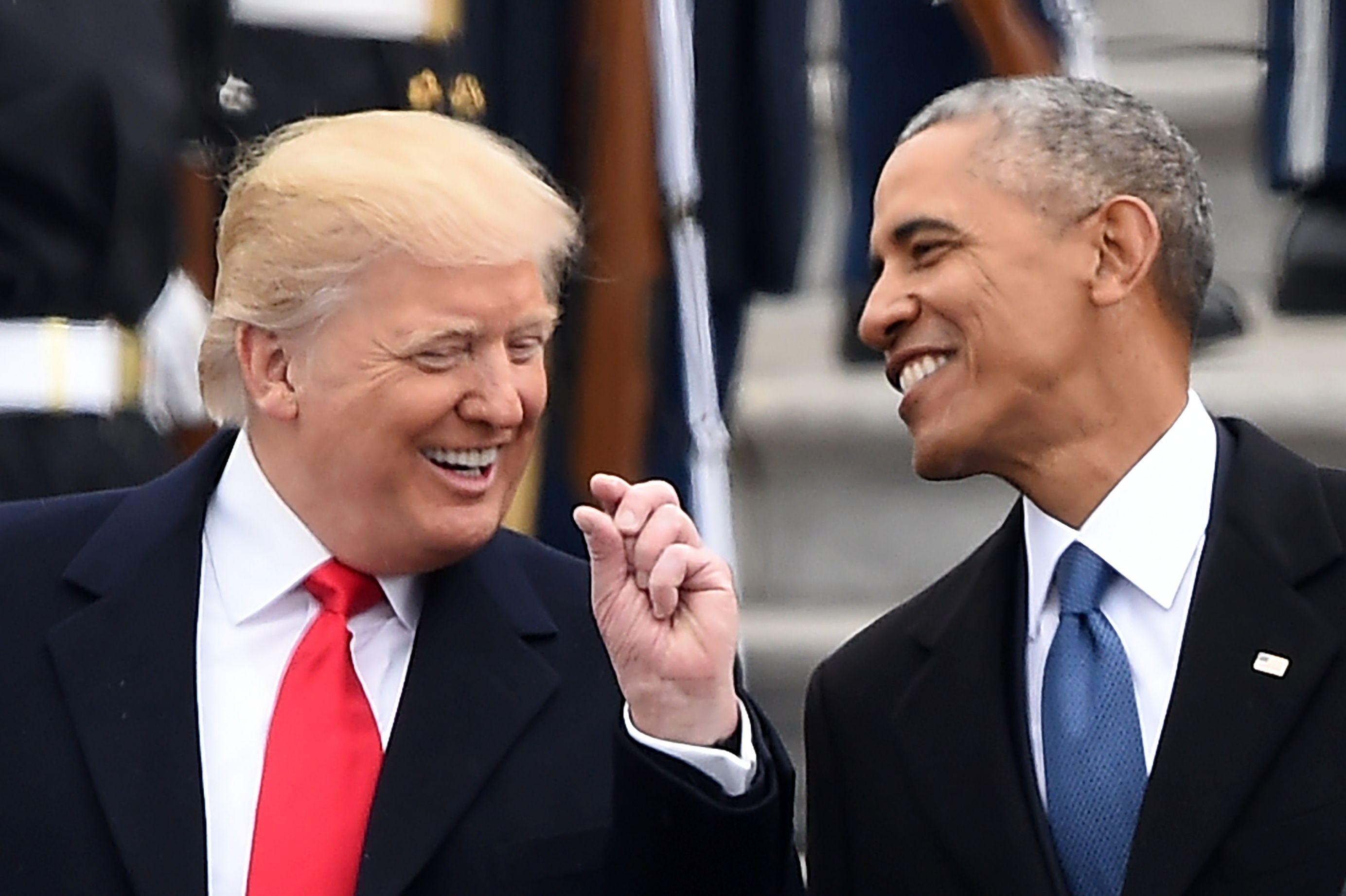 ترامب: الأموال التي قدمها أوباما للنظام الإيراني ذهبت للإرهاب ولجيوب قادة النظام في طهران