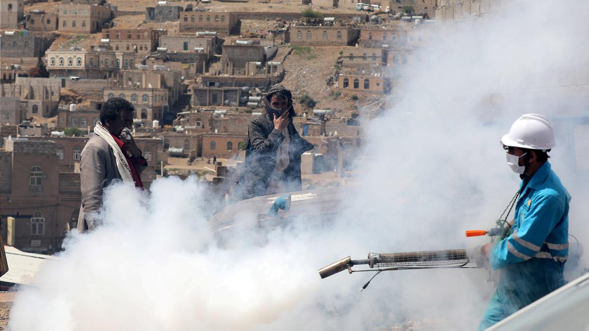اليمن يُسجل 21 إصابة جديدة بكورونا بينها 3 وفيات