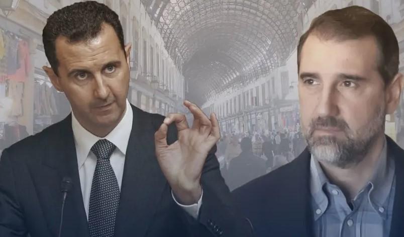 بعد شطب سجل شركته التجاري  ..  لكمة جديدة من الأسد لإبن خاله رامي مخلوف  ..  فمتى ستنطفأ الحرب؟