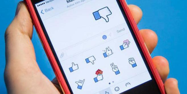 """""""فيسبوك"""" تضيف زو """"لم يعجبني"""" الى محادثات ماسنجر"""