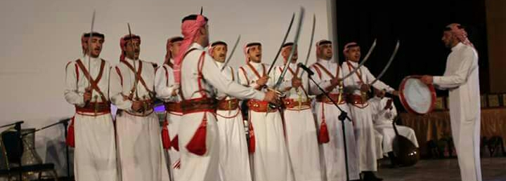 فرقة نشامى معان للفنون الشعبية تعتزم تسجيل اغاني وطنية تراثيه جديده