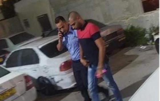 أجهزة أمن الظاهرية تعتقل المغني أيمن السبعاوي