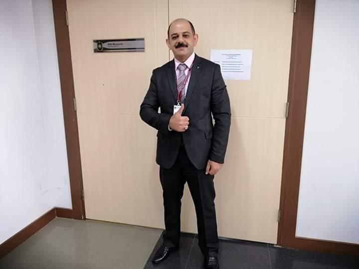 الدكتور توفيق الرواشدة  ..  مبارك