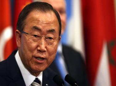مون: الغوطة شهدت أسوأ هجوم كيماوي بالقرن الـ21