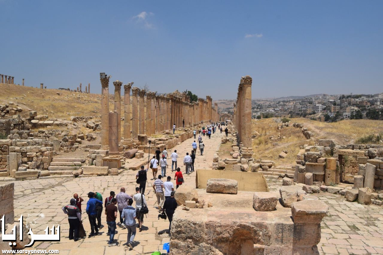 السياحة تهيىء المواقع الأثرية لاستقبال الزوار خلال عطلة العيد