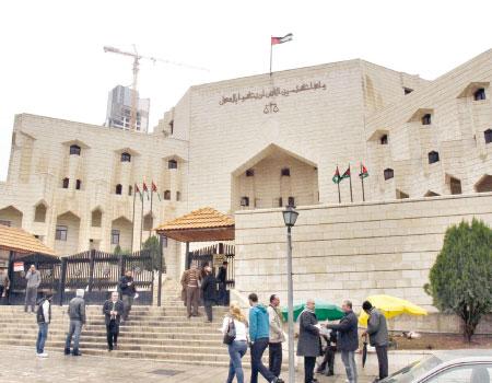 بالاسماء  ..  تبليغات وإخطارات في المحاكم لعدد من المواطنين
