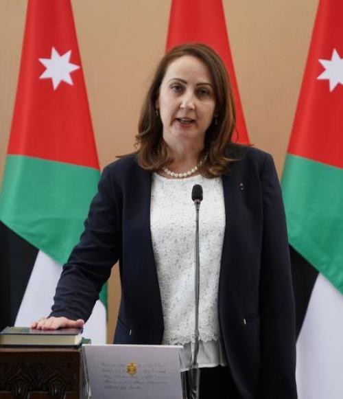 مها العلي : استثناء بضائع سورية من حظر الاستيراد