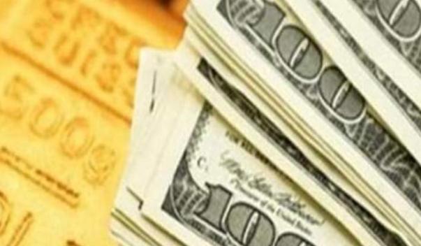 ارتفاع أسعار الذهب وانخفاض الدولار عالميًا