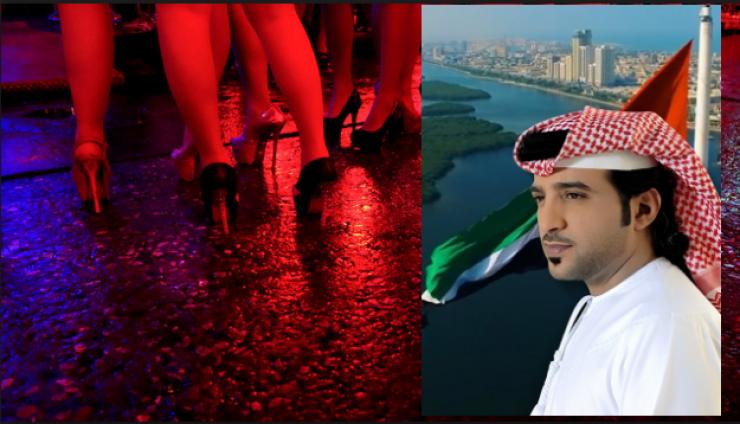 تعرف على التهم الموجهة للفنان الاماراتي عيضة المنهالي بعد ضبطه في بيت دعارة