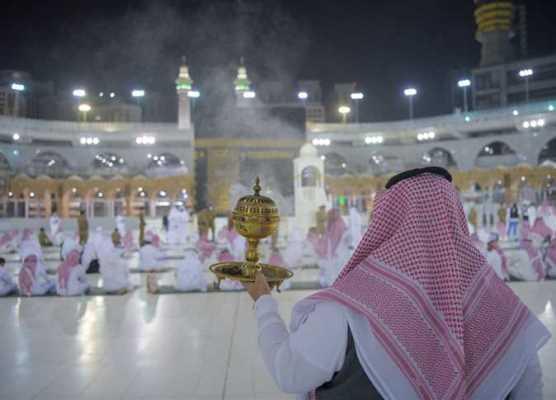 """لقطات مؤثرة من صلاة العيد بالحرم المكي .. """"صور"""""""
