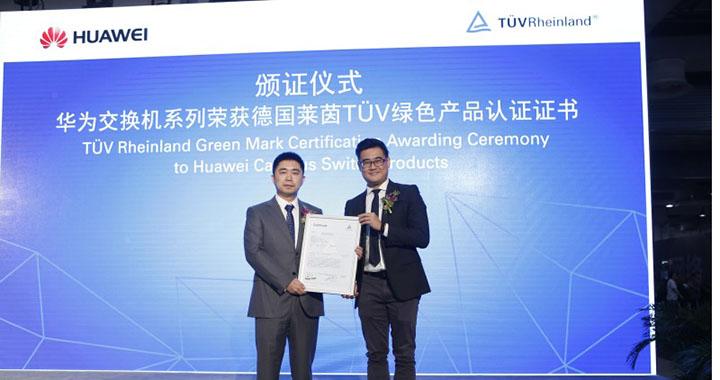 هواوي تعقد شراكة مع TUV Rheinland العالمية لتقنية الشحن السريع الجديدة