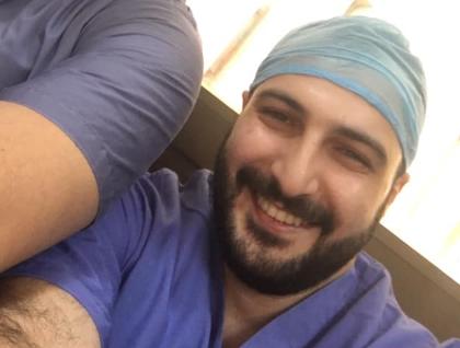 الدكتور عامر العمري ..  مبارك النجاح بالبورد الأردني