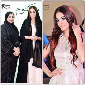 """دومينيك حوراني تكشف سبب مشاركتها في حفل تكريم حفظة """"القرآن الكريم"""""""