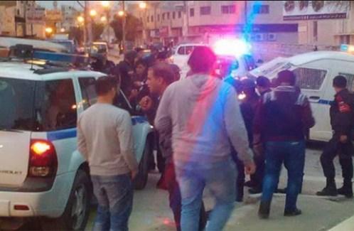 اربد : القبض على (6) اشخاص مطلوبين بحملة أمنية مشتركة