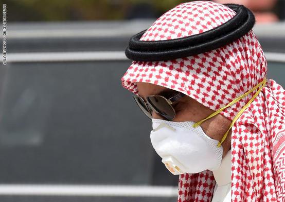 السعودية : 5 حالات وفيات و165 إصابة جديدة بكورونا