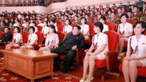 """كتيبة """"متعة"""" لخدمة كبار ضباط الجيش الكوري الشمالي"""