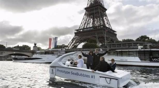 سيارات الأجرة الطائرة تنتقل إلى سويسرا وسعر الموقف في باريس خيالي!