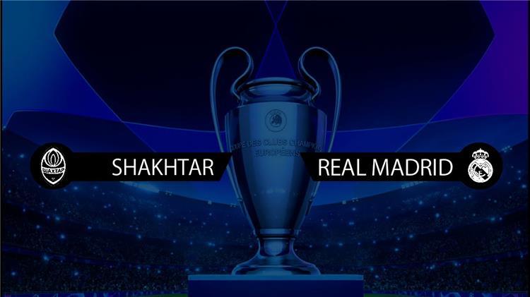 """تشكيلة المتوقعة لـ""""ريال مدريد"""" أمام شاختار اليوم في دوري أبطال أوروبا"""