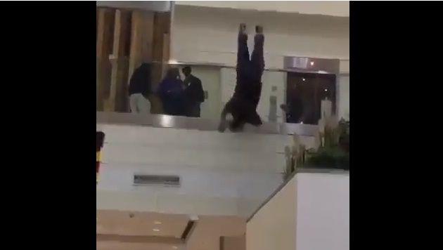 ما هي حقيقة انتحار أمير سعودي بمطار في لندن ؟  ..  فيديو