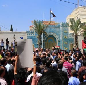 براءة 11 متهماً بقضية الشغب أمام السفارة العراقية