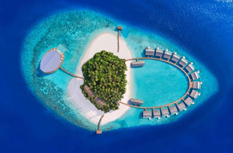 كودادو المالديف ..  للأثرياء فقط
