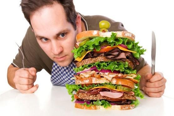 6 طرق للتخلص من الشراهة في الأكل
