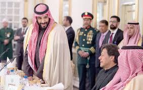 السعودية: اتفاقيات استثمارية بقيمة 20 مليار دولار في باكستان