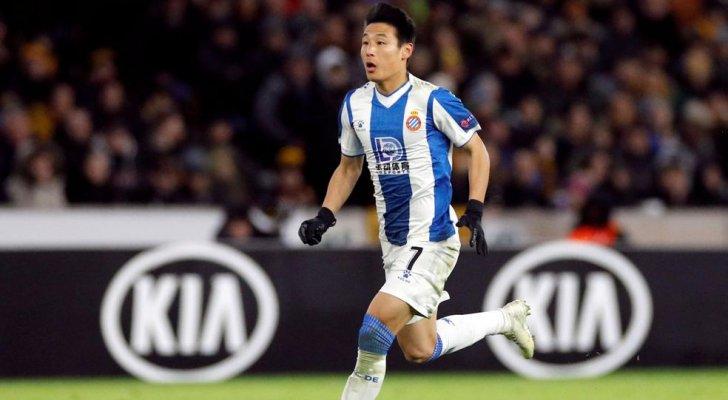 الكشف عن إصابة لاعب اسبانيول الصيني وو لي بفيروس كورونا